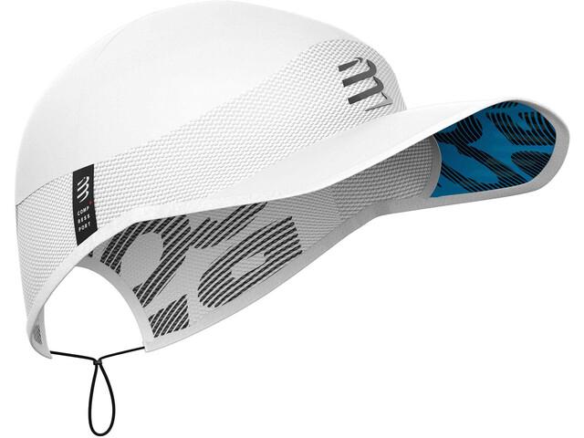 Compressport Pro Racing Cap white